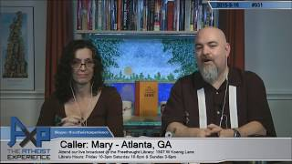 Atheist Experience #931: Viewer Calls