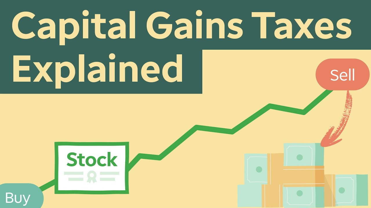 Capital Gains Taxes Explained: Short-Term Capital Gains vs. Long-Term Capital Gains