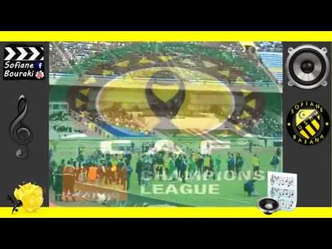 OFFICIEL SONG OF USMH CAF CHAMPIONS LEAGUE 2014