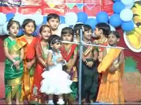 """""""We Shall Overcome"""" poem performance on Annual Day 2012"""