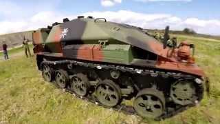 空挺戦闘車を1/1で作ってみた