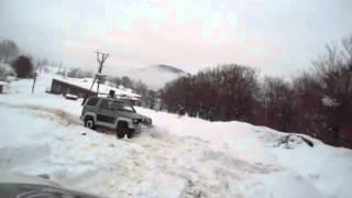 Daihatsu Feroza Off Road