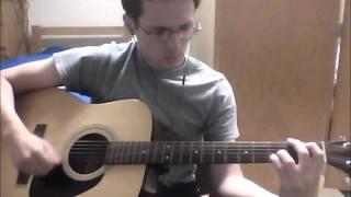 Avenged Sevenfold - Gunslinger (Acoustic Cover)