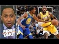 NBA stars want to beat LeBron, not play with him – Stephen A. | First Take Mp3