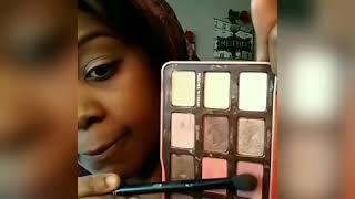 Quick makeup tutorial!!