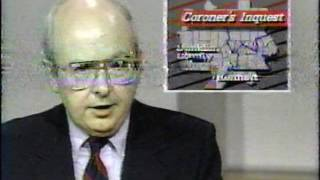 Repeat youtube video KFVS 12; Cape Girardeau, MO;  Newscast with Mike Shain from June 1989