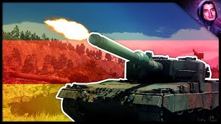 XM1 SPAM MEANS ONE THING || Leopard 2a4 (War Thunder Tank Gameplay)