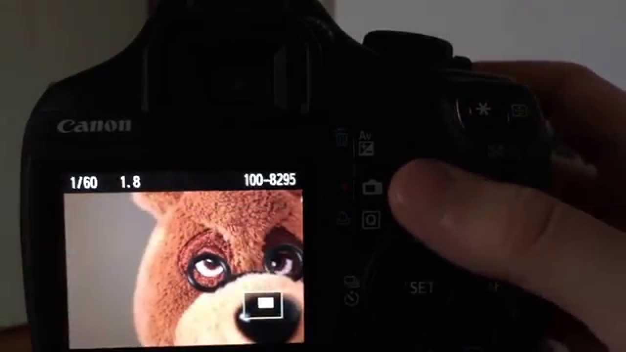 canon 1100d rebel t3 magic lantern focus peaking manual focusing rh youtube com Canon 1100D Specs Canon 1100D vs 550D
