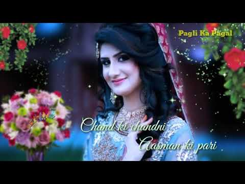 Chand ki Chandni aasman ki pari status,,||💜 video,||💜, for ||💜,,whatsapp`💜