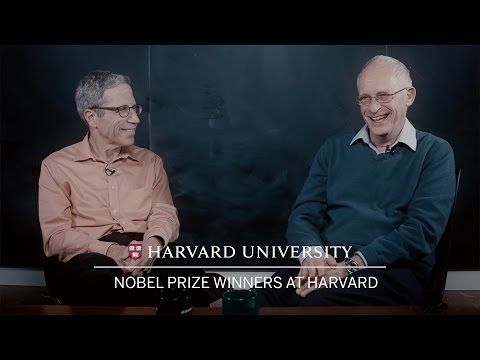 What is it like to win a Nobel Prize?