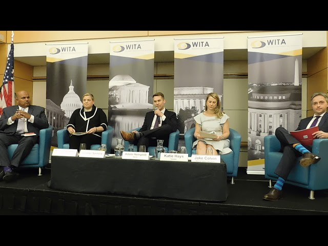 5/9/19 Digital Trade and the WTO eCommerce Initiative - Panel 2 Part 1