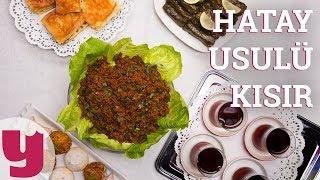 Hatay Usulü Kısır Tarifi (Günün Yıldızı!) | Yemek.com