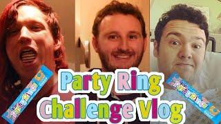 Wonderment Vlog - Party Ring Challenge