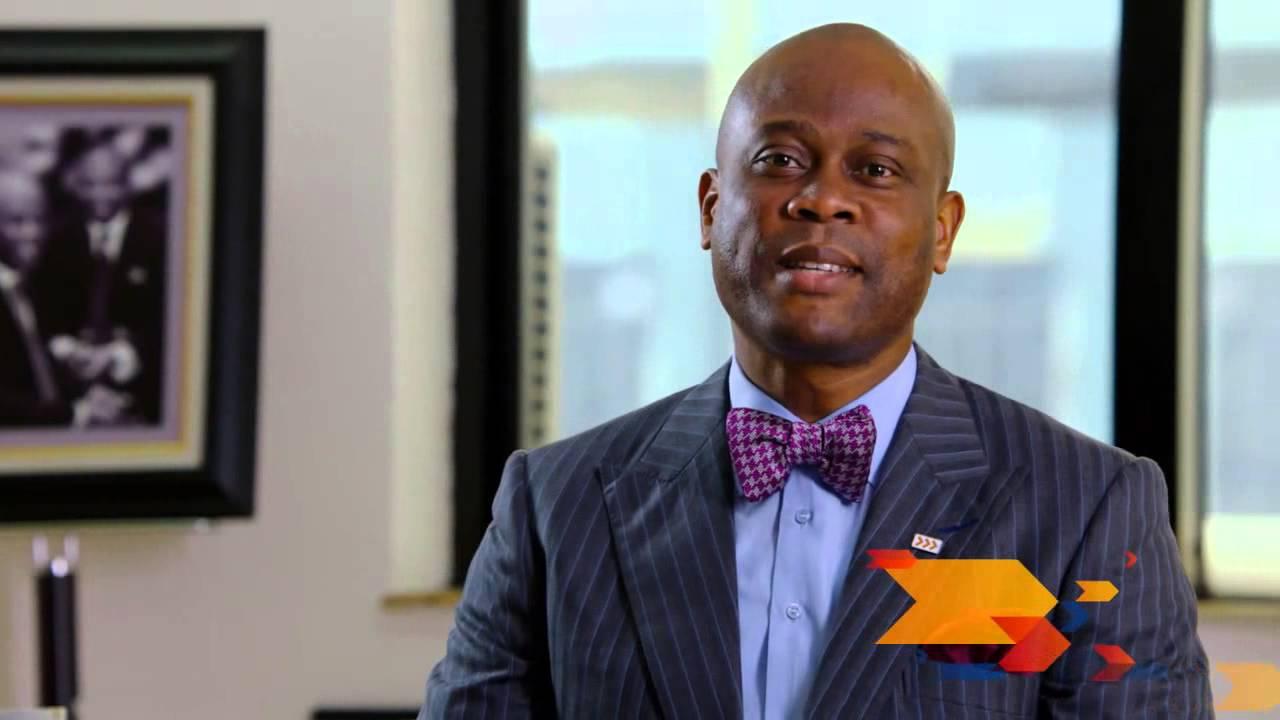 Herbert Wigwe, CEO Access Bank. Photo: YouTube