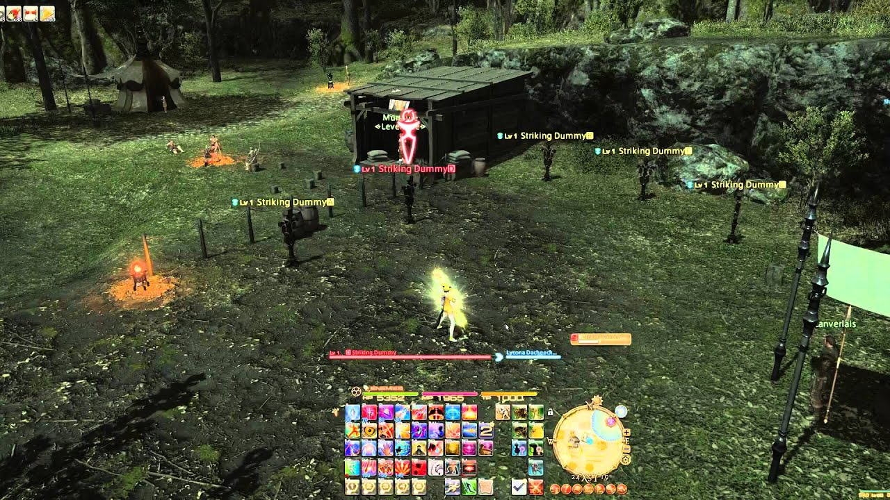 Final Fantasy XIV: A Realm Reborn - Full Targeting Guide