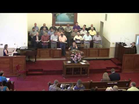 UTICA BAPTIST CHURCH - AUGUST 25, 2013
