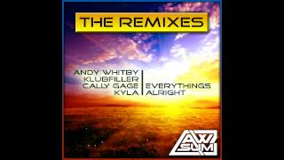 Andy Whitby, Klubfiller, Cally Gage, Kyla - Everything