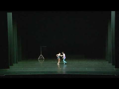 Anastasia Paschali  Approximate Sonata, Forsythe