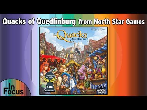 The Quacks Of Quedlinburg -  In Focus