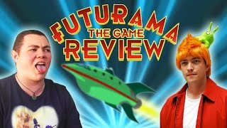 The Futurama Game Review - Square Eyed Jak