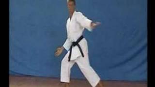 Nijushiho shotokan karate kata James Towle