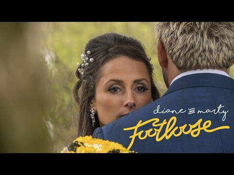 Marryoke Footloose | Diane and Marty | Woodhill Hall