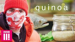 Unseen Extra - The Trout Saves The World: Quinoa | Blindboy Undestroys The World