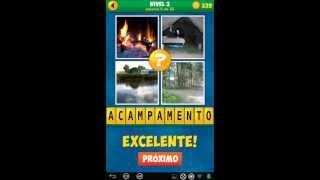 4 Fotos 1 Palavra em Português (Brasil) - Nível 3