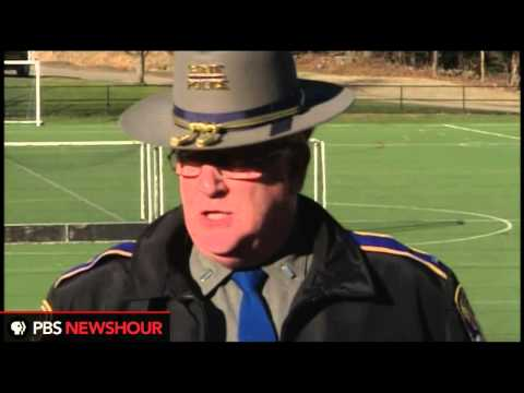 State Police Briefing on Newtown, Conn., Elementary School Shooting