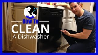How to Clean a Dishwasher | 3 Simple Steps