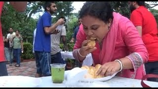 panipuri challenge video