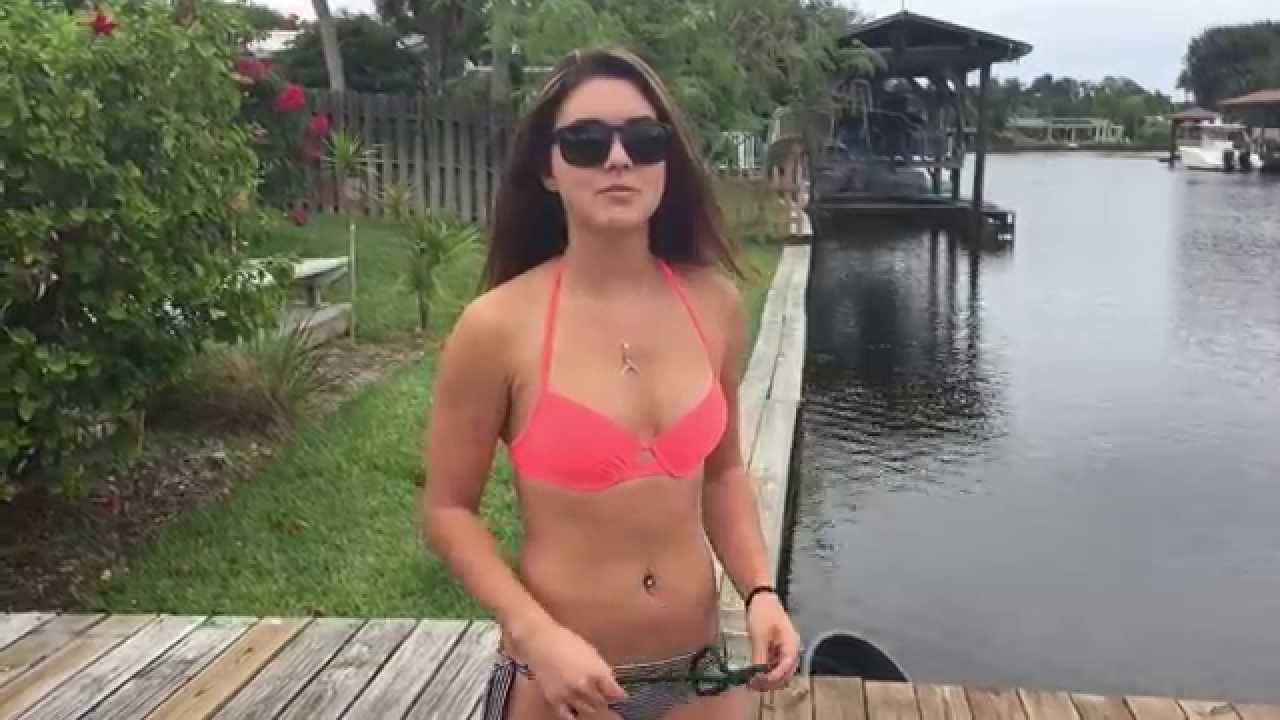 jessica teaches how to throw a cast net - youtube