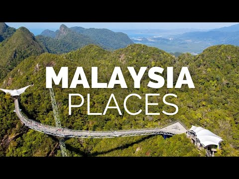 10 Best Places to Visit in Malaysia – Travel Video