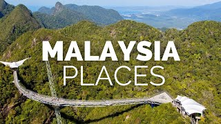 10 Best Places to Visit in Malaysia - Travel Video