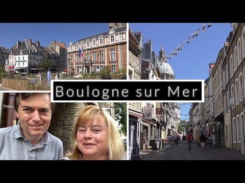 Boulogne-sur-Mer | Explore this charming city! (4K)
