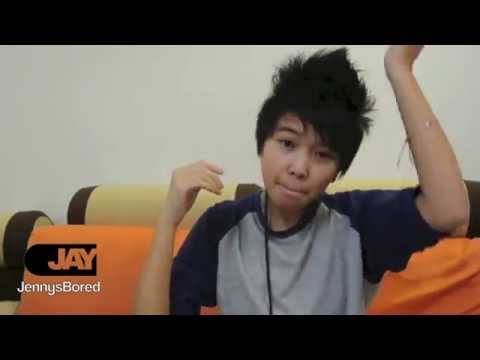 How To Asian Guy Tomboy Hairstyle Tutorial Short Medium