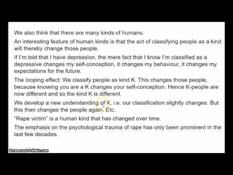 Philosophy of Sex - Consent 5
