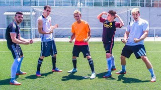 REMATES EXTREMOS 99% IMPOSIBLES - Retos de Fútbol