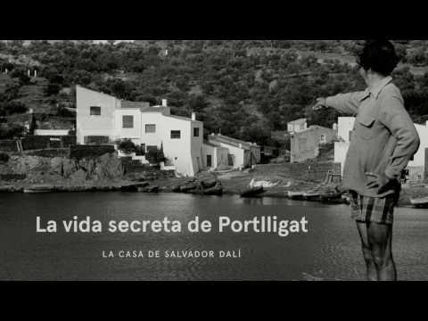 TRÁILER de  La vida secreta de Portlligat. La casa de Salvador Dali