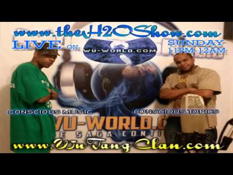 The H2O SHOW on Wu-World Radio - African & Hispanic Heritage