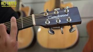Tanglewood TWCR DE: Giới thiệu và demo đàn guitar