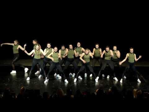 Greek Variety Show 2018 -- Delta Zeta