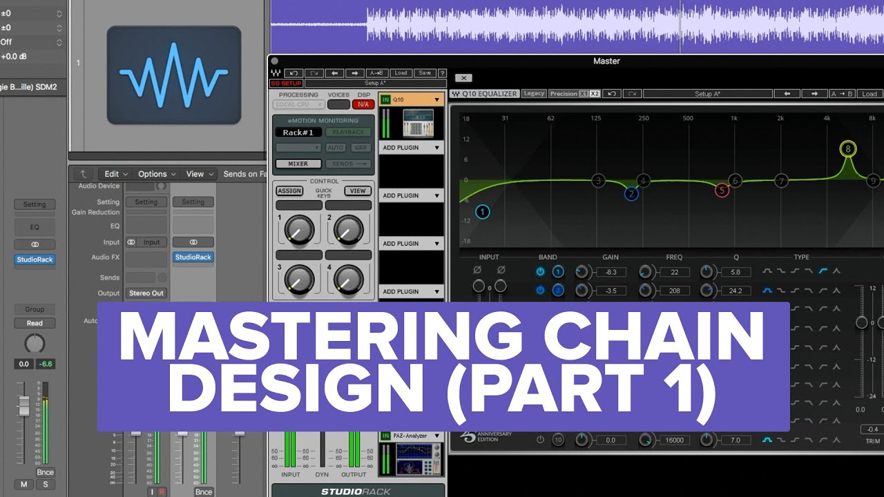 Mastering Chain Design Like A Pro (Part 1)