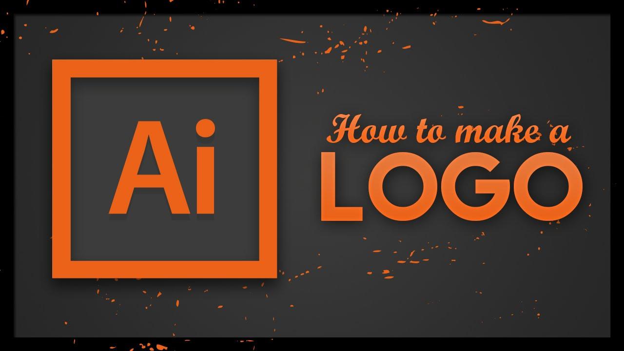 Logo Tutorial - Adobe Illustrator CC | How to make a logo in ...