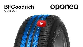 Tyre BFGoodrich G-Grip SUV ● Summer tyres ● Oponeo™(, 2015-12-28T11:06:20.000Z)