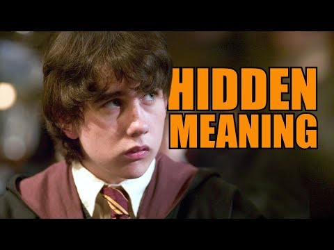 Harry Potter Quotes with Hidden Meanings