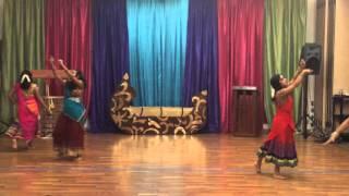 Munjaneddu Kumbaranna, A Kannada Folk Dance (TOI 2015)