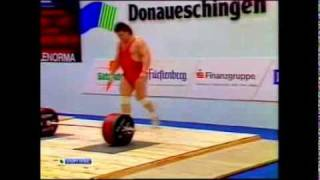 1991 IWF World Championships Men +110 Kg