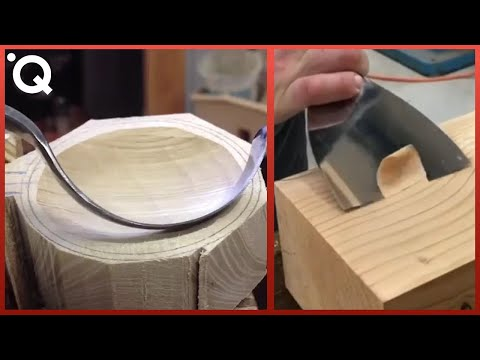 Most Satisfying Wood Carving Technics And Woodworking Tools