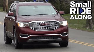 2018 GMC Acadia - Review and Test Drive - Smail Ride Along